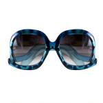 Mode UV Motståndsmaterial Kvinna Solglasögon Damkläder
