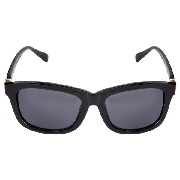 Female Fashion Vintage Light Black Plastic Sunglasses Women's Clothing