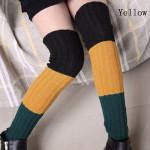 Knitting Wool Piles Of Loose Stockings Leg Warmers Women's Clothing