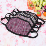 Random Delivery Plaid Winter Warm Dust Mask Cotton Mouth-muffs Women's Clothing