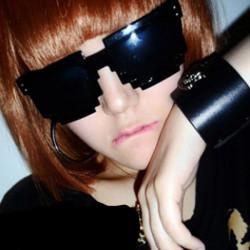 Retro Cool Square UV Protection Men And Women Sunglasses