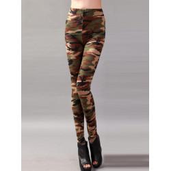 Sexy Lady Disruptive Pattern Legging