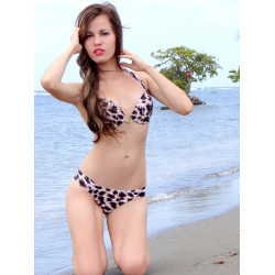 Steel Supporting Thickened Cup Bikini