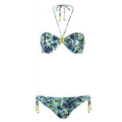 Tropical Flavor Bikini Swimsuit