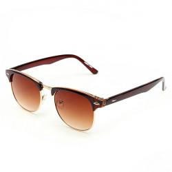 Vintage Aviator Retro Solglasögon