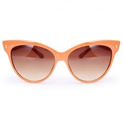 Frauen Cat Eye Brillen 6 färben Sonnenbrille