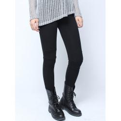 Women Fashion High Waist Slim Stretchy Pencil Pants Leggings