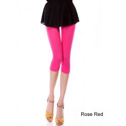 Kvinna Modal Candy-färgade Leggings Tights Byxor