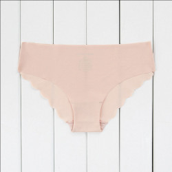 Women Seamless Candy Color Low Waist Sexy Panties