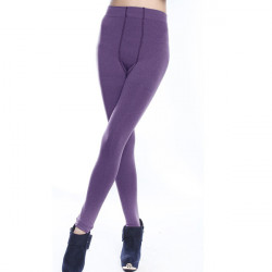 Women Warm High Waist Thicken Velvet Pants Leggings