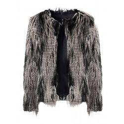Women Winter Long Sleeve Warm Fur Jacket Coat