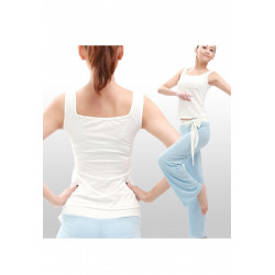 Frauen Casual Sleveless Yoga Bekleidung Set