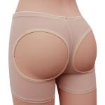 Kvinna Sexiga Lifter Bottom Shaper Plus Size Öppna Butt Shaper Byxory Damkläder