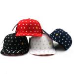 Zanzea Amerikanska Flaggan Star Cap Hatt Damkläder