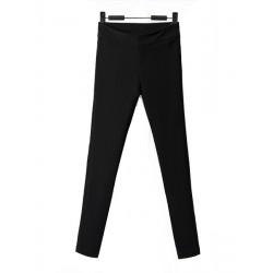 ZanzeaHigh Stretch Schwarz dünne Hosen Bleistift Hosen