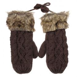 Zanzea Knitted Hang Neck Short Gloves