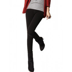 Zanzea Slim Cotton Cashmere Thick Leggings