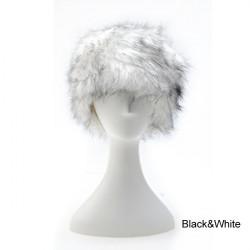Zanzea Woman Hold Varme Faux Fur Hat Cap