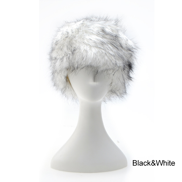 Zanzea Woman Hold Varme Faux Fur Hat Cap Dametøj