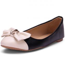 Bowknot Ballet Flat Shoes