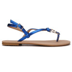 Buckle Casual Flat Sandals Women's Shoes