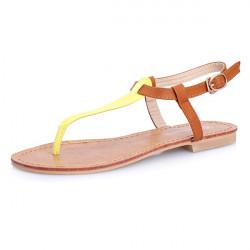 Candy Color Platta Sandaler