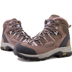 Clorts Women's Waterproof Mountain Hiking Boots Sport Shoes