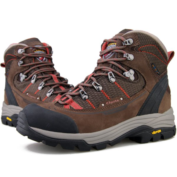 Clorts Women's Waterproof Mountain Hiking Boots Sport Shoes Women's Shoes