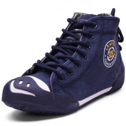 Cowboy Tuch Schuhe Leder Schuhe Sneakers Sportschuhe