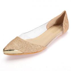 Glitter Sparkle Loafers Lågskor