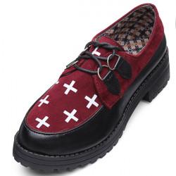 Lace Up Women Platform Shoes