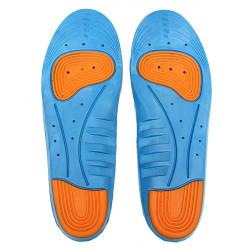 Män Kvinnor Massage Sport Sulor Arch Support Shoe Shock Pad