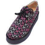Round Toe Women Casual Platform Shoes Women's Shoes