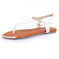 Thongs Flade Sandaler