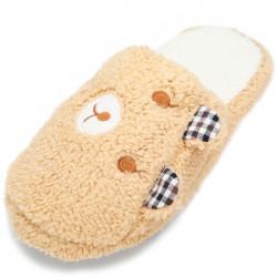 Winter Liebhaber Ohren Bären Hausschuhe warme weiche Baumwollausgangs Schuhe