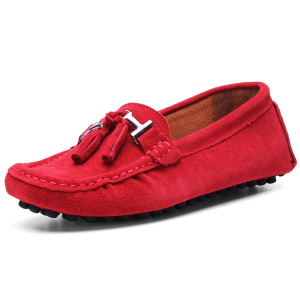 Frauen flache Schuhe Einzel Damen Schuhe