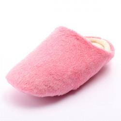 Women Men Winter Indoor Household Floor Slipper Warm Soft Shoes