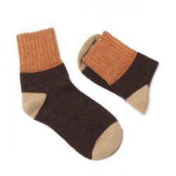 Women Socks Super Thick Warm Winter  Soft Casual Ankle Socks