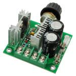 12V-40V 10A Modulation PWM Likströmsmotor Farthållare Byta Guvernör Datorkomponenter