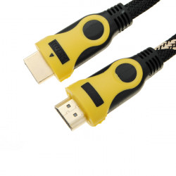 1.5m 5FT HDMI M / M Full 1080p HDTV Gold Cable