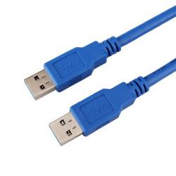 1,5 m USB 3.0 Typ A Stecker A Stecker Verlängerungskabel für Daten zu Typ