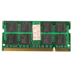 1GB DDR2 533 PC2 4200 Non ECC 200pins Laptop Speicher RAM