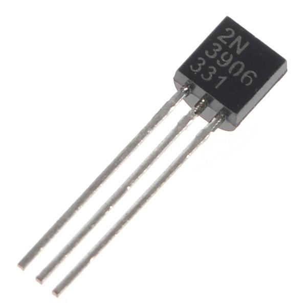 1PC 2N3906 Allgemeine vorschlagen PNP Transistor TO 92 Computer Komponenten