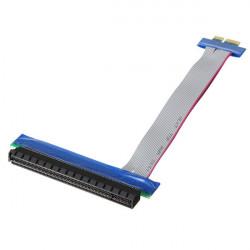 1x bis 16x PCI E Verlängerungskabel Riser Extender Karte