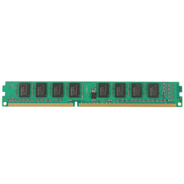 2GB DDR3 PC3-12800 1600MHz Desktop DIMM RAM Hukommelse 240 Pins Computer Komponenter