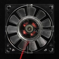 2 Pins 40x40x10mm 12V Heatsink Cooler CPU Cooling Fans PC Computer