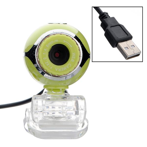 30.0 Mega Pixel USB Webcam Web Camera for Laptop PC-New Webcams