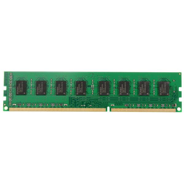 4GB DDR3 PC3-12800 1600MHz Desktop PC DIMM RAM Hukommelse 240 Pins Computer Komponenter