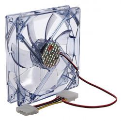 4 Pins 120x120x25mm 12V CPU Lüfter PC Computer Blaulicht
