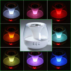 4 in 1 Aroma Heater Music MP3 USB Speaker FM Radio Night Light